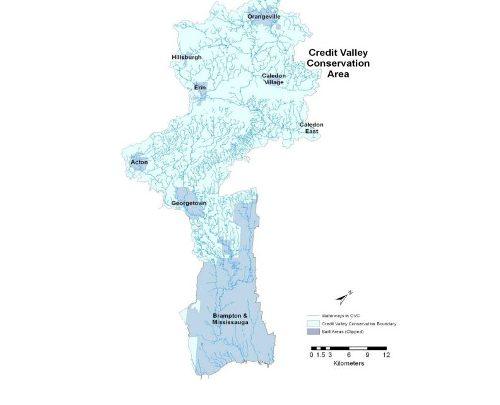 Credit Valley Watershed